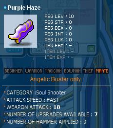 GMS v.126 - Tempest: Angelic Buster (4/6)